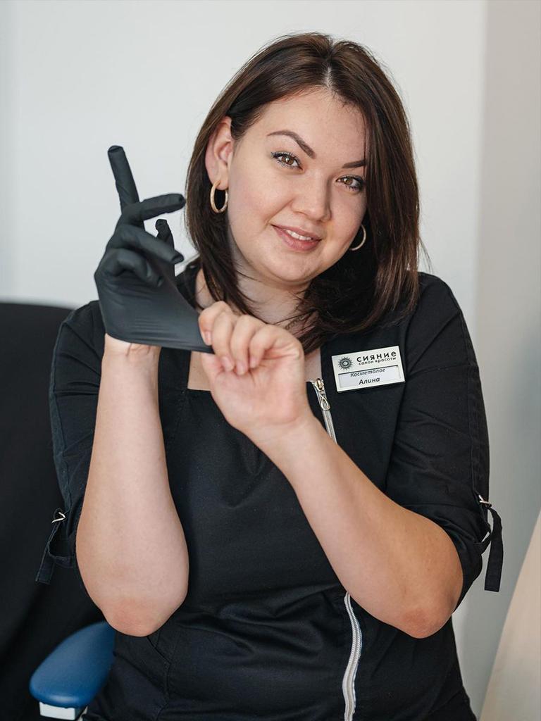 Алина Бабенко